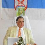 Dr Bevan Morris na skupu WPA Divčibare 2012